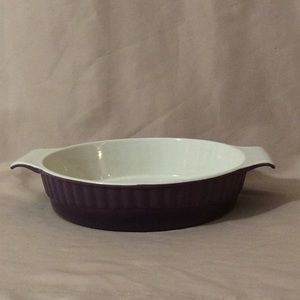 The Original Mason Cash Purple Casserole Dish